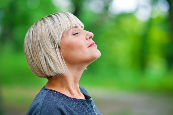 Breathing techniques for better wellbeing